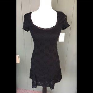 Free People black dress NWT